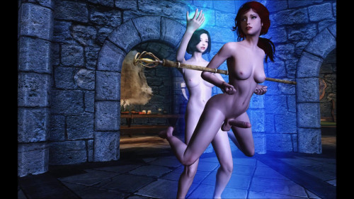 Isidur Works 3D Porn Pack part 1