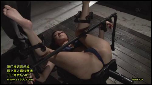 Iron Crimson Nishida Karina Asians BDSM