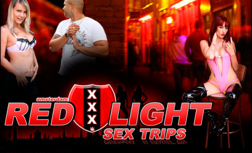 Sex tours in Amsterdams Red Light District (2008-2009)