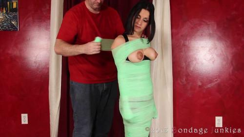 Hannah vs. The Lime Wrap