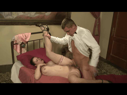 Aiden Starr and Stefanos lay