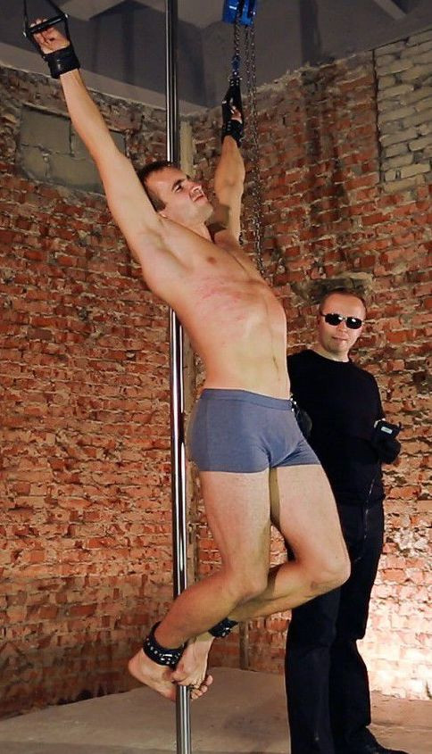 The Acrobat On The Casting Part 2 Gay BDSM