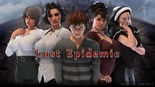 Lust Epidemic Ver.03081 Porn games