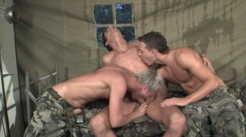 Huge orgy with young recruits Gay Full-length films
