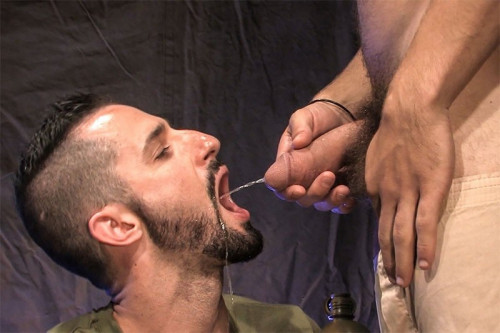 FFor - Piss Army, Scene 01 - Steve Stavrou And Tommy Defendi