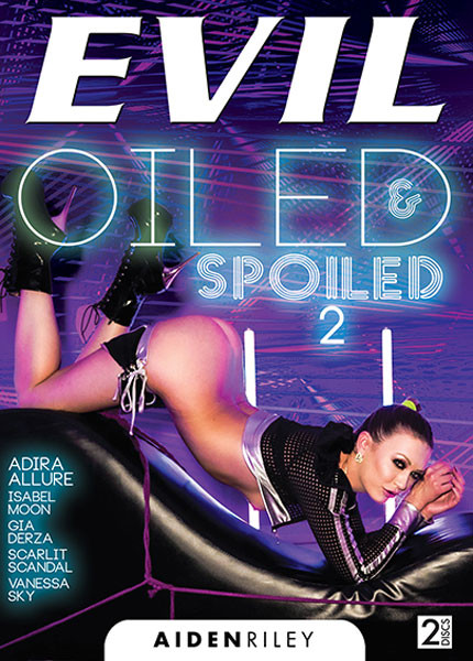 Oiled and Spoiled vol 2 (2020)
