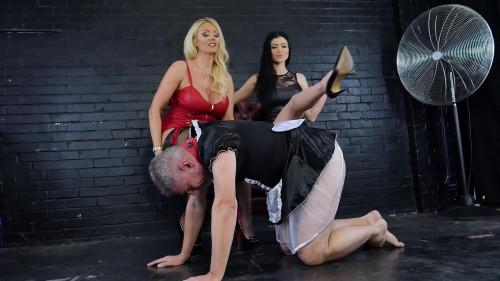 Mistress Lucy Zara & Goddess Lily Roma