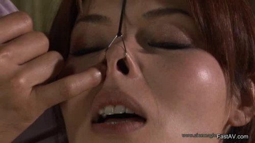 Hitomi Enema Bitch Young Wife Torture BDSM