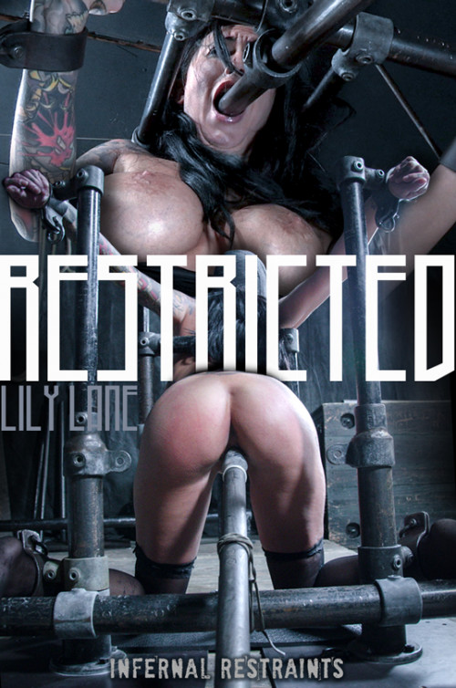 Restricted , Lily Lane , Sexy Slave in Action