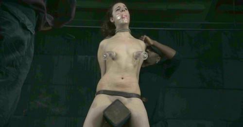 The best extreme BDSM video with slavegirl Endza