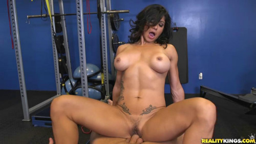 Xo Rivera Female Muscle