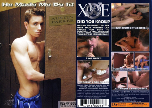 He Made Me Do It! - Blair Mason, Jesse Jacobs, Austin Parker