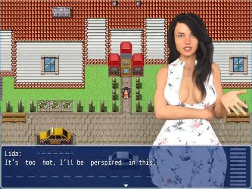 Lida's Adventures v0.1b (2016, RPG, ADV, PORN)