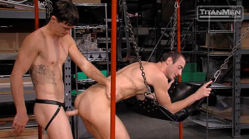 Hard Play: Scene 3: Jed Athens & Byron Saint