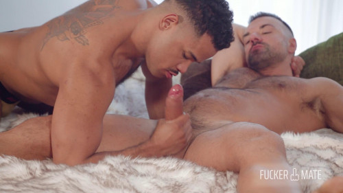 Oliver Marinho and Jonas Brown