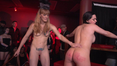 Spanking Live on Stage (2014)
