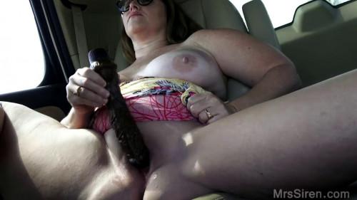 milf Masturbates and Fucks in suv full hd Amateur Porn