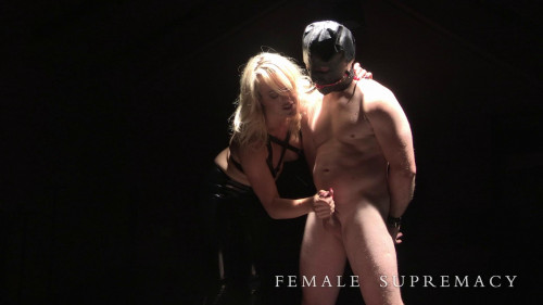 Manipulation with Mistress Tess (2017) Femdom and Strapon