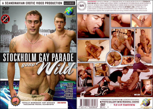 Stockholm Gay Parade Gone Wild Gay Full-length films