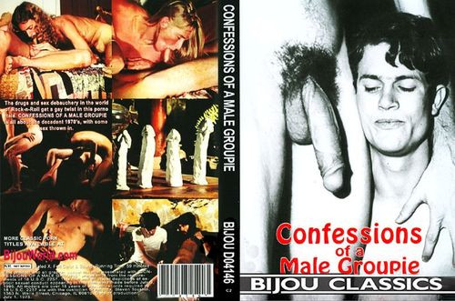 Confessions Of A Male Groupie - Larry Danser, D.C. Michaels (1971)