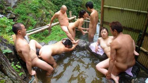 Hot hotties, yuria aida, miyu yamazaki and rina kiuchi got group-fucked, another time