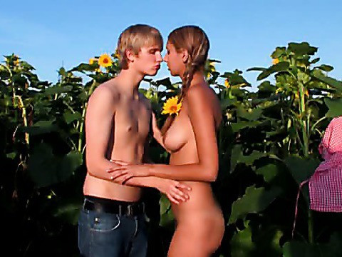 Iva and Augustin Teen Porn