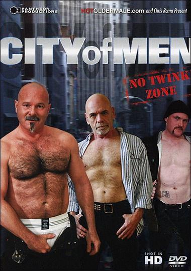 Pantheon Men - Real Men 18 City Of Men, No Twink Zone