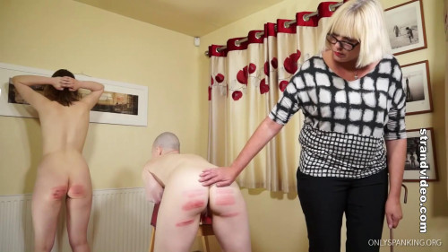 StrandVideo - Erin and Monica are Punished Naked