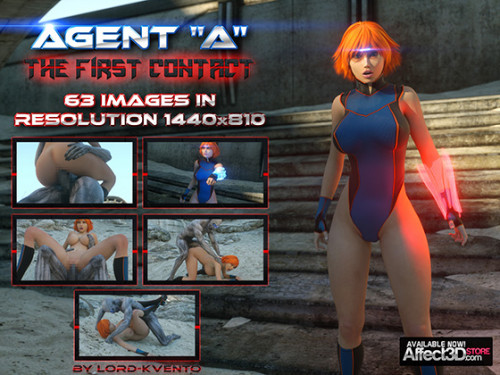 Agent A The First Contact Comics