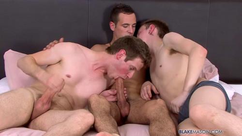 Luke Desmond, Mike Andrews And Ryan Stewart -