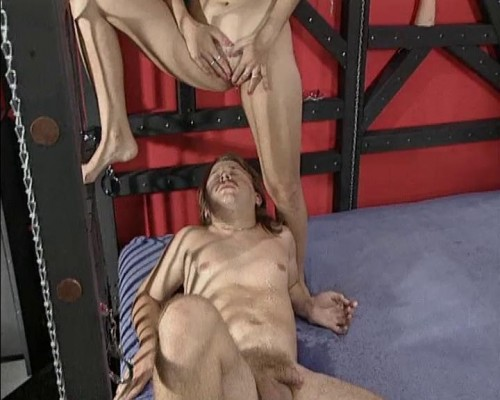 Pissing and wild sex