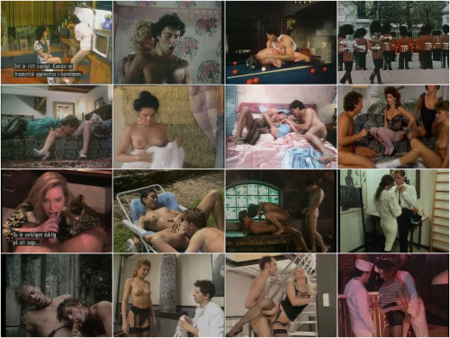 Max's 20 Years (Parts 1-3) Vintage Porn