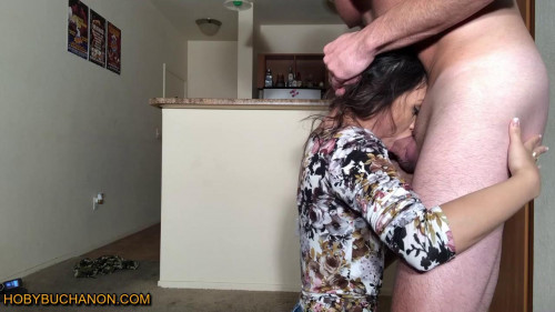 Throat Fucked For Being Late