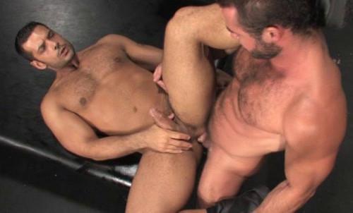 Bareback horny wankers Gay Movie