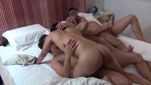 Hugo, Lukas, Juan & Jonathan Gay Clips