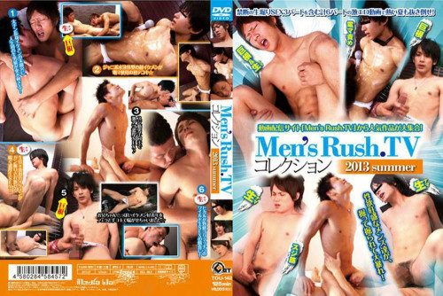 Men's Rush.tv Collection Summer Asian Gays