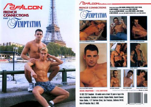 Falcon Studios – French Connections: Temptation (1998)