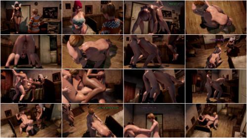 Friend Rules Vol. 7 3D Porno