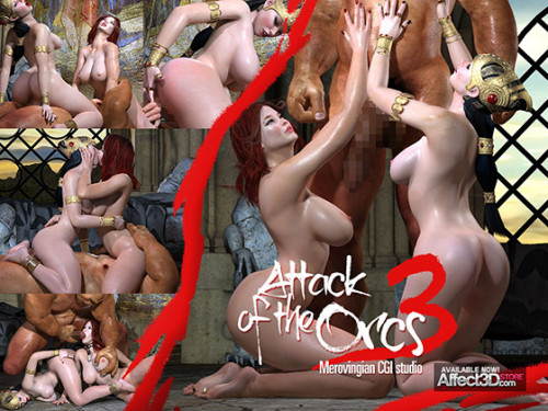 Attack of the Orcs Part 3 Submission