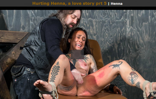 Paintoy - Jul 19, 2017 - Hurting Henna, a love story part 5