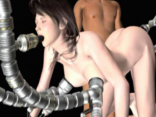 Sex Slave Puppet Mayumi Part 2 3D Porn