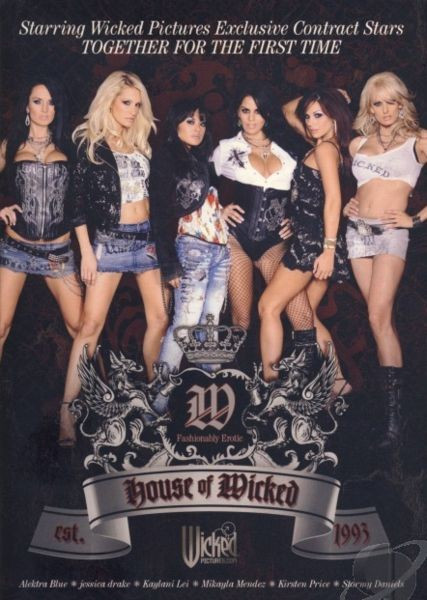 House Of Wicked (2009) HDRip Full-length Porn Movies
