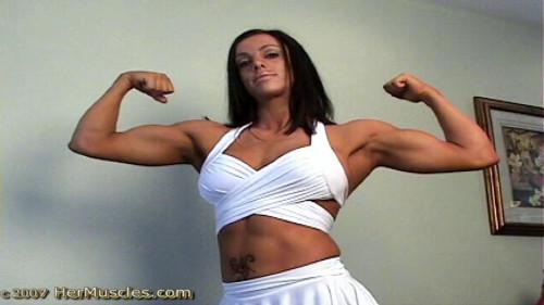 Nola Trimble - Fitness Model Female Muscle
