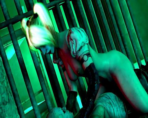 Harley Quinn - Assembly 3D Porn