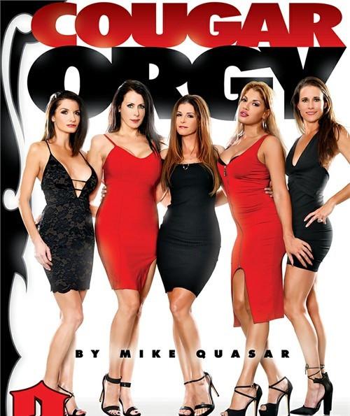 Cougar Orgy - Photoset
