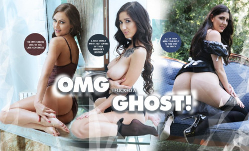 OMG I Fucked a Ghost! Porn Games