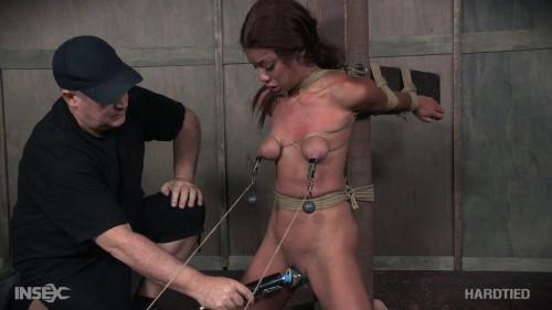 Verta torture BDSM