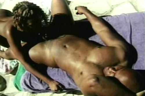 Wild ebony banging Ebony