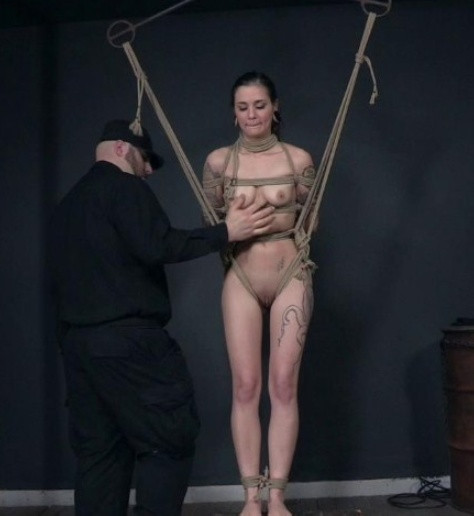 Suspended Climax BDSM