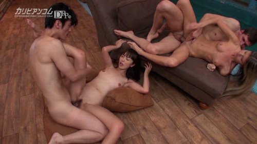Marika And Gina Gerson – Exciting Sex HD